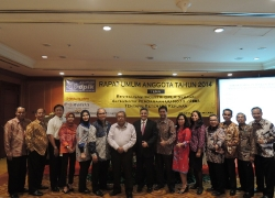 Pengurus Perkumpulan DPLK 2012-2105
